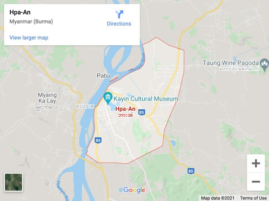 hpa an map