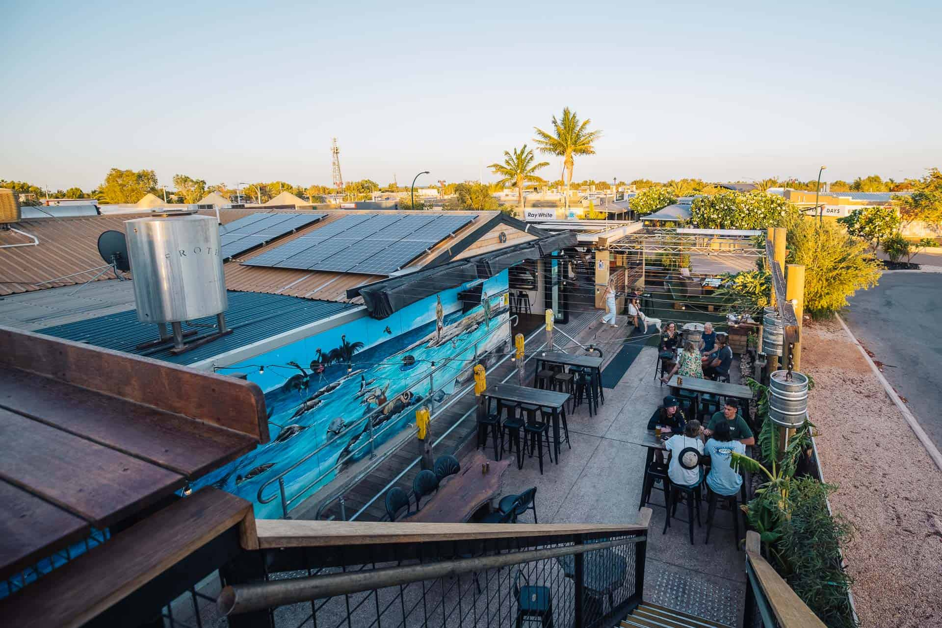 froth craft brewery, things to do in exmouth, exmouth western australia, what to do in exmouth, exmouth things to do