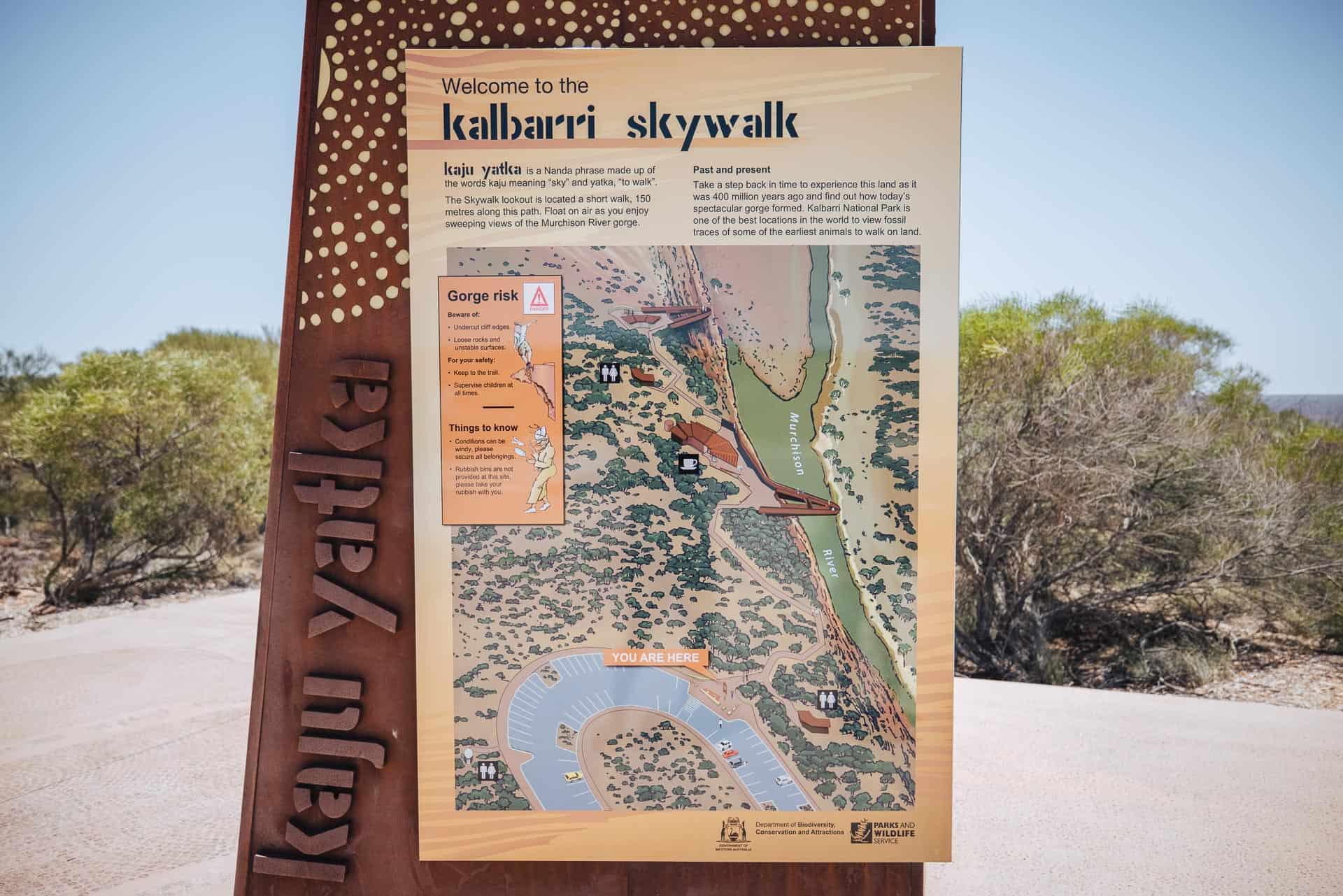 kalbarri skywalk, skywalk kalbarri, kalbarri national park