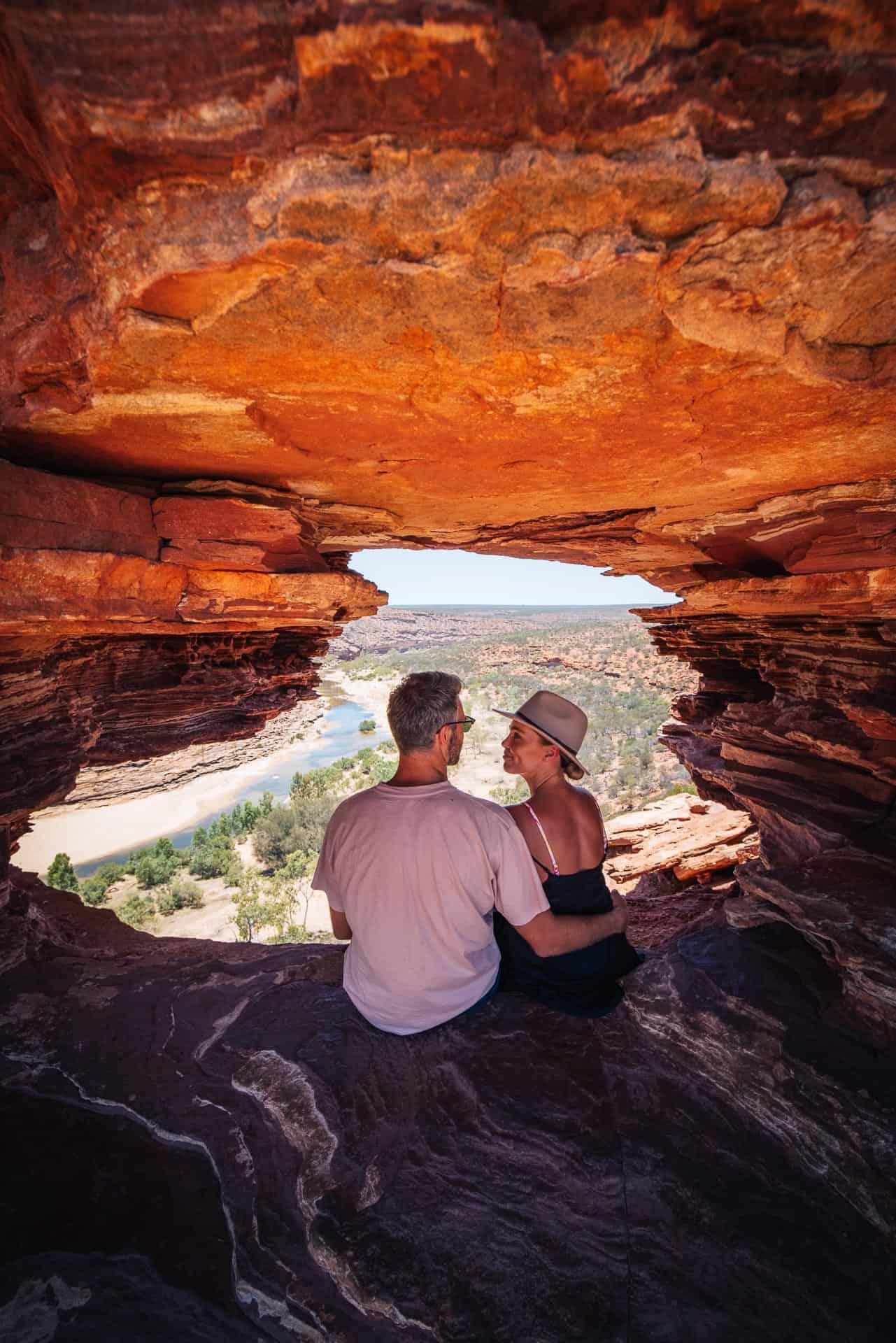 natures window, natures window kalbarri, nature's window, natures window western australia, kalbarri natures window