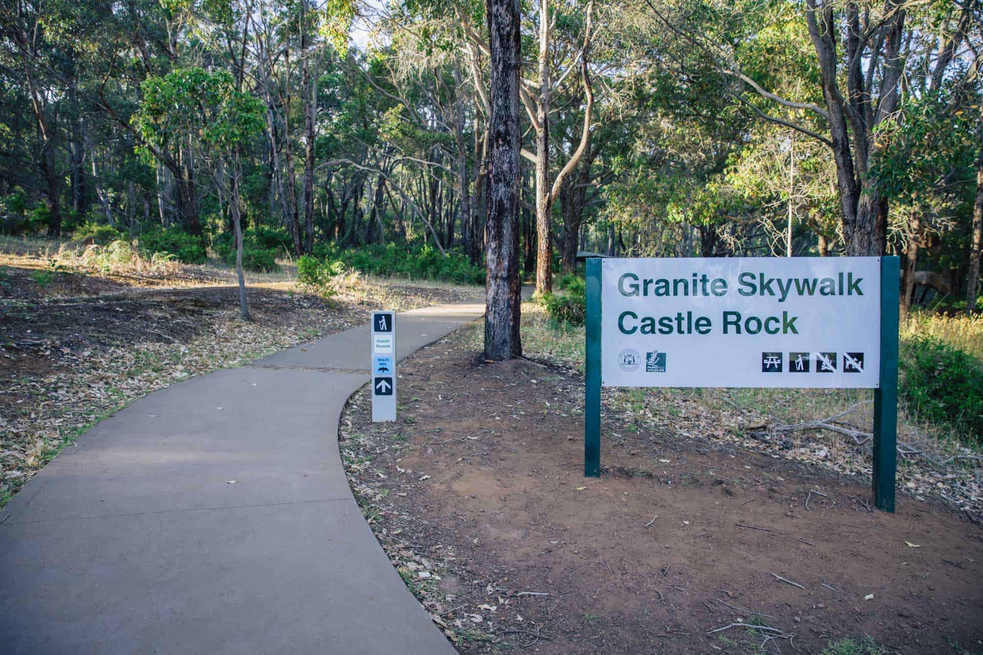 granite skywalk, castle rock albany, castle rock granite skywalk, castle rock wa, granite skywalk castle rock
