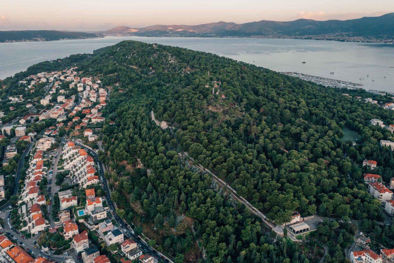 split, split croatia, things to do in split, what to do in split, marjan hill, marjan hill split