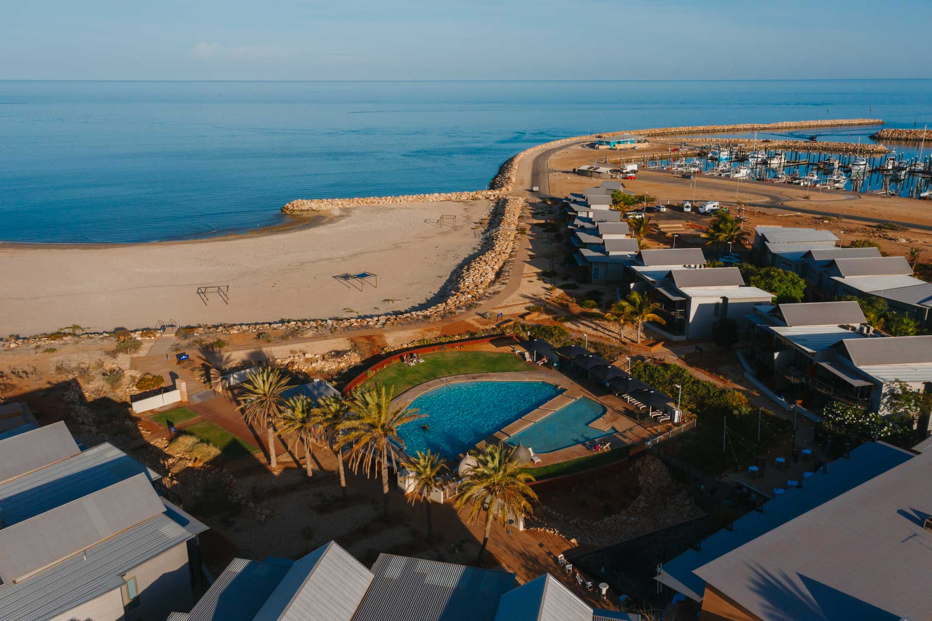 accommodation in exmouth, exmouth accommodation, accommodation at exmouth